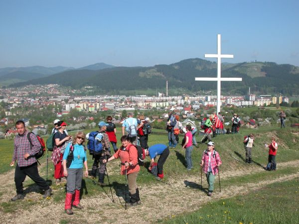 Nad Kysuckým N. Mestom (5.5.2012)