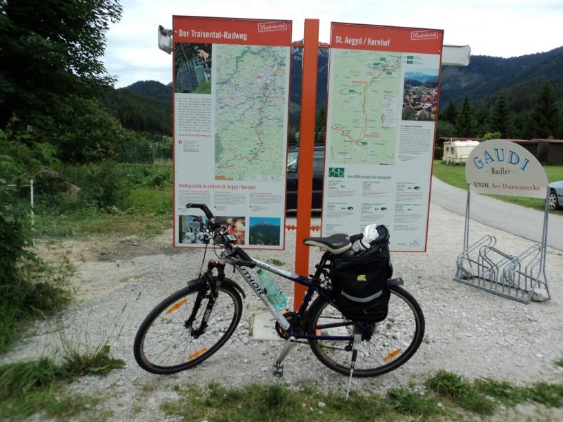 Traisentalradweg (Dunaj-Mariazell)