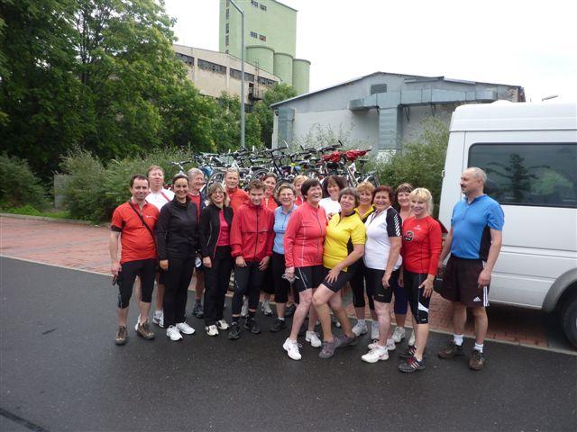 Cyklo: Mlyny Malého Dunaja (1.6.2013)