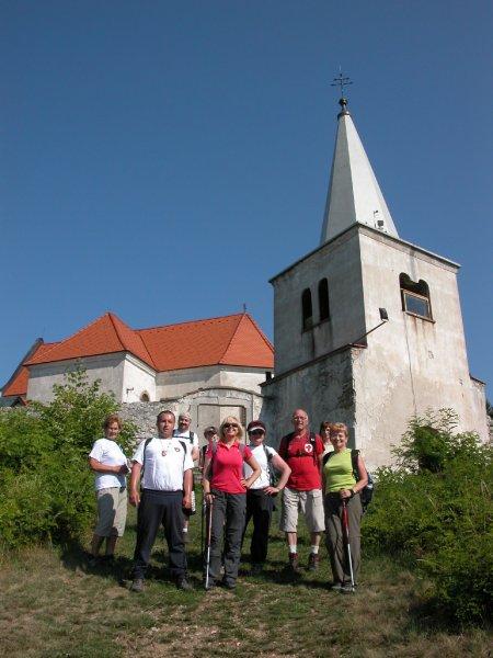 Lančársky kostolík