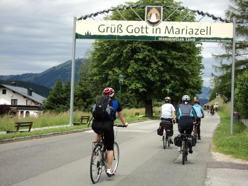 Mariazell (Pozdrav Pán Boh!)