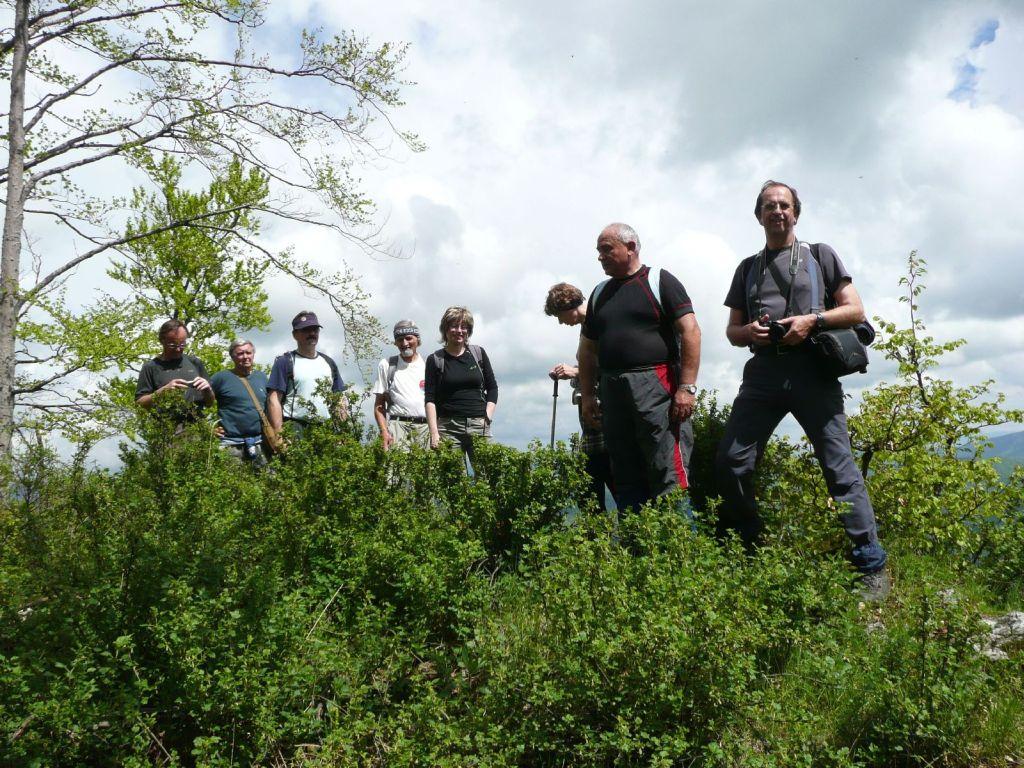 Čierna hora vrchol (7.5.2010)