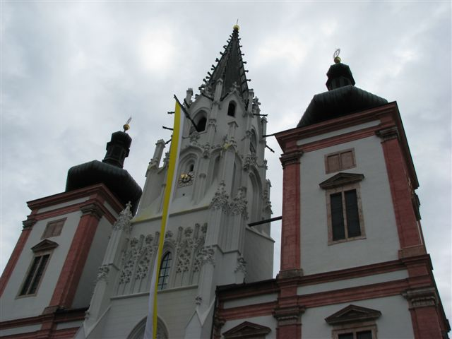 Bazilika minor, Mariazell