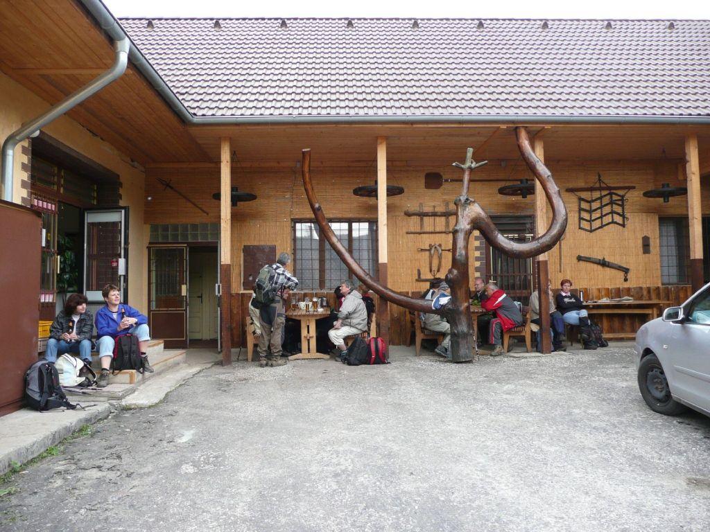 V Čiernej Lehote (7.5.2010)