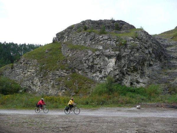 Začiatok Belianskej doliny (28.8.2011)