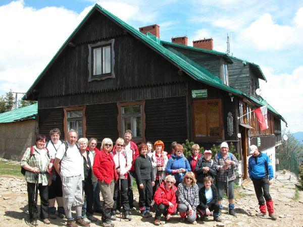 Pri Poľskej chate na Rači (6.5.2012)