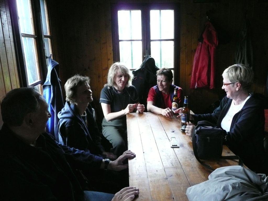 V chate na Baskom (8.5.2010)