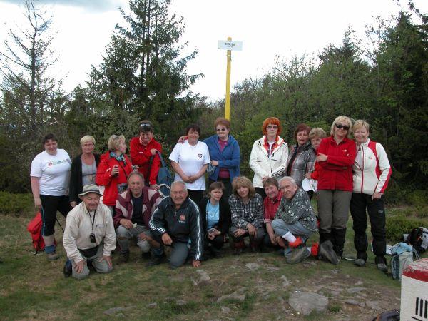 Na vrchu Kykula (6.5.2012)