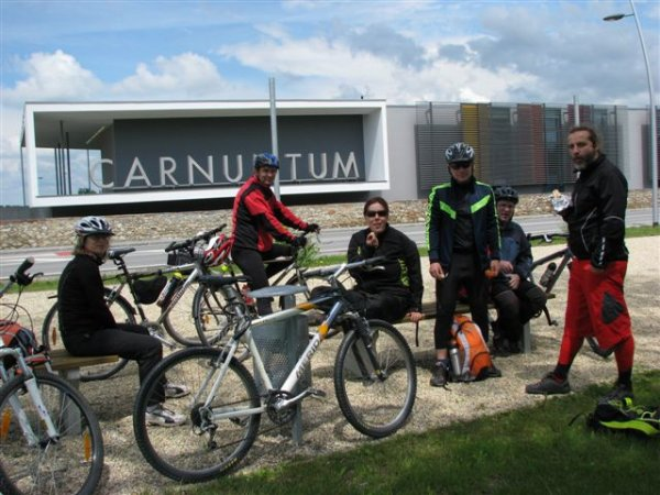 Cyklomostom Slobody do Rakúska (1.6.2013)
