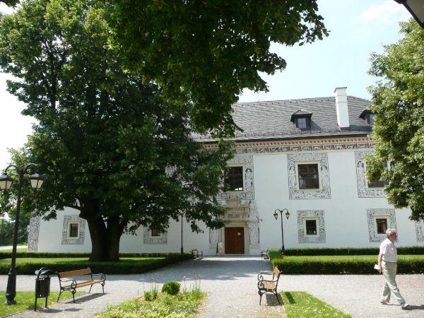 Bytča - sobášny palác (8.7.2012)