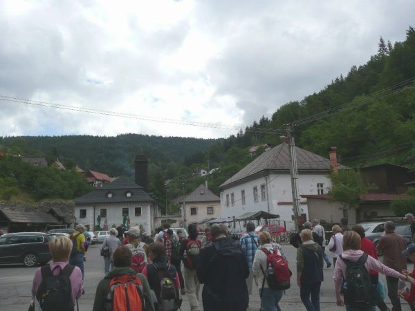 Špania dolina (23.7.2011)