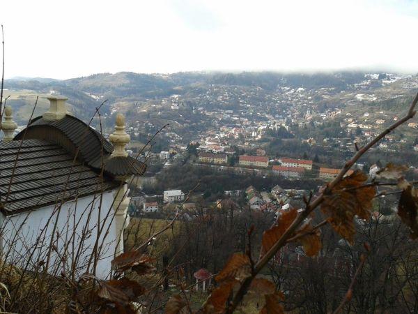 Banská Štiavnica a okolie