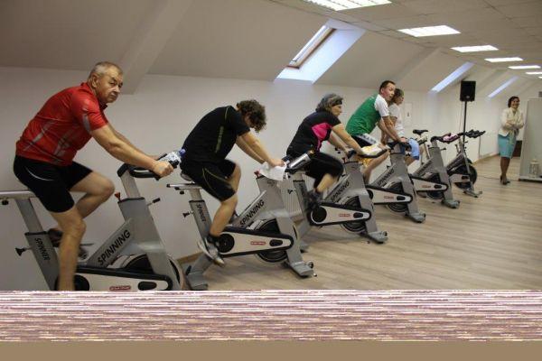 Spinningoví Maratónci